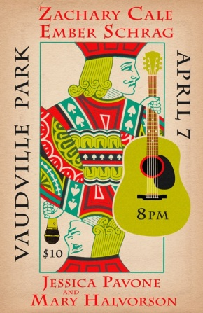 Live at Vaudeville Park – April 7th